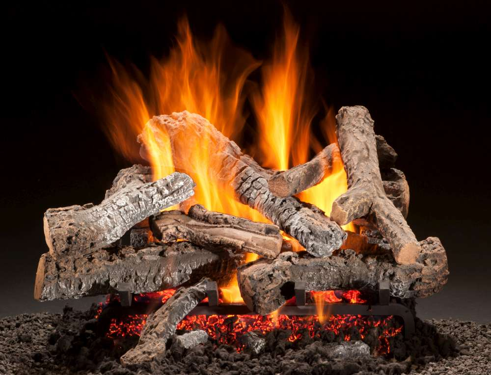 Cherry Grove 24-in Gas Logs