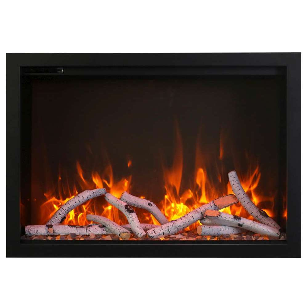 Ambiance Electric Traditional Fireplace 42