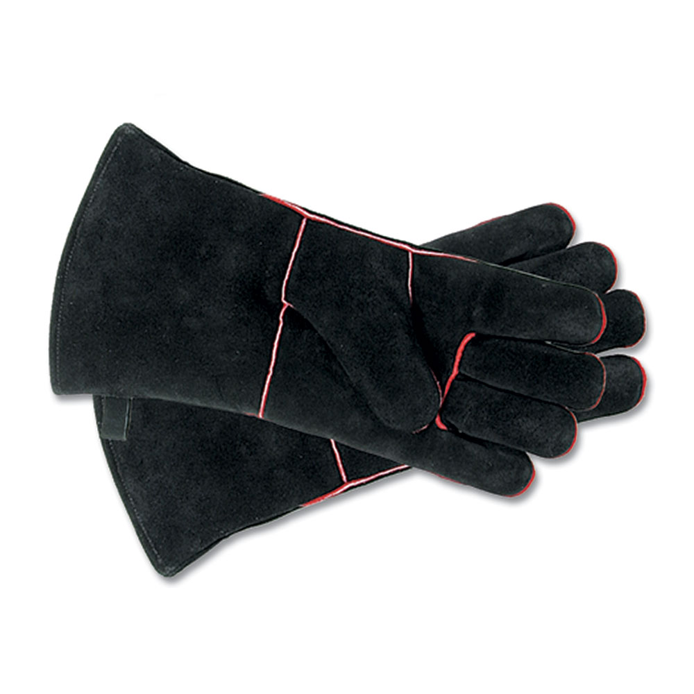 Black Standard Hearth Gloves