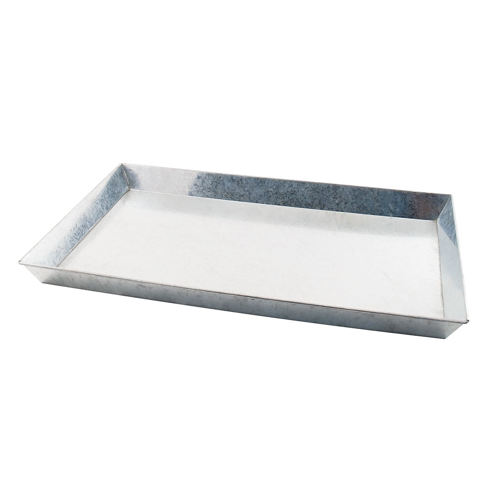Ash Pan for Large Basket Grate
