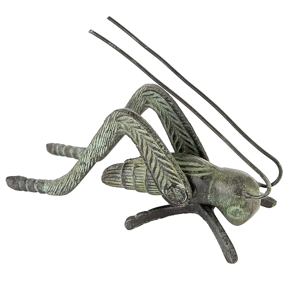 Verdigris Hearth Cricket