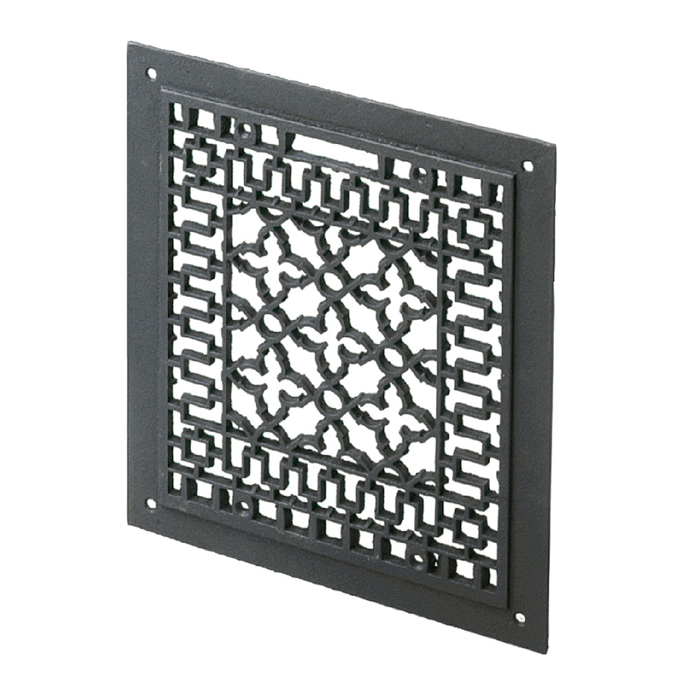 Cast Iron Grille 12x14-in