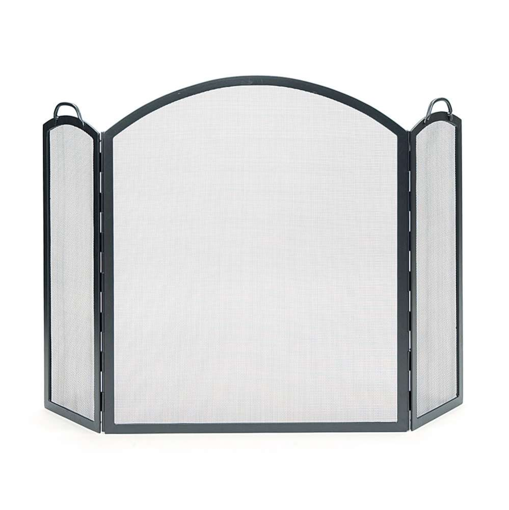 30x34-in Arched Three-Fold Screen