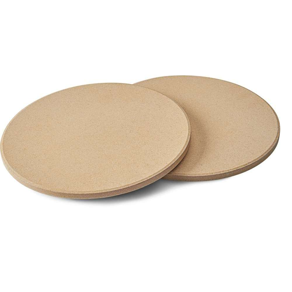 10 Inch Personal Sized Pizza-Baking Stone Set