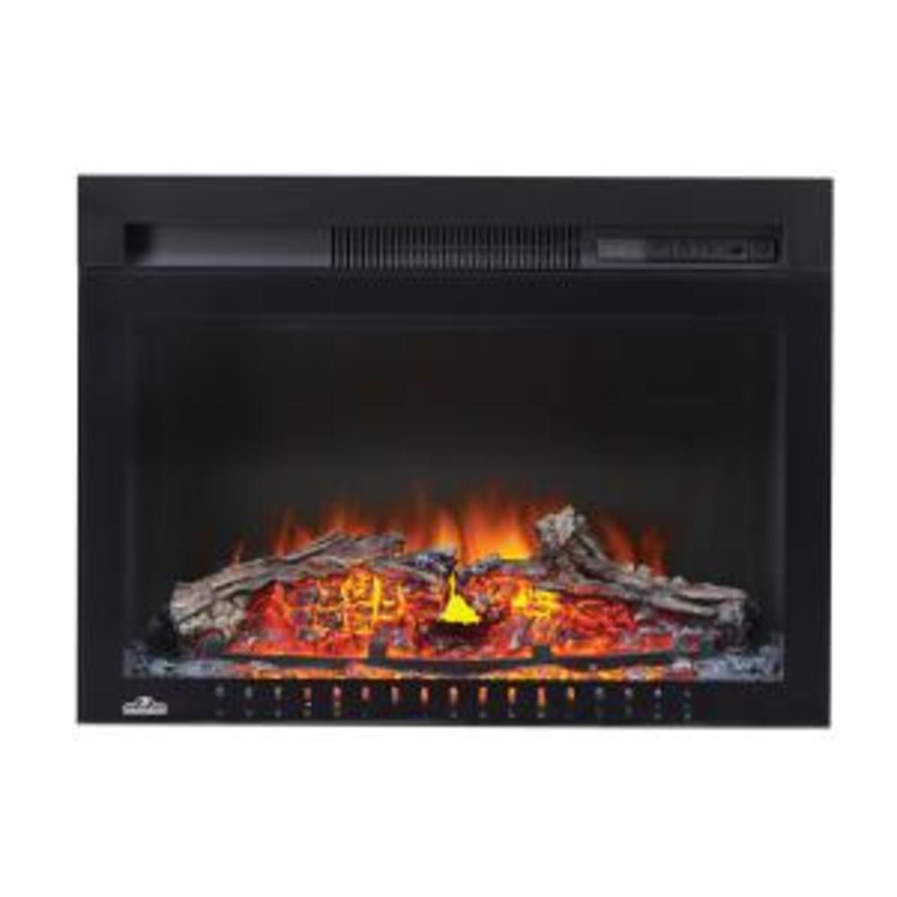 Cinema™ Log 24 Built-in Electric Fireplace