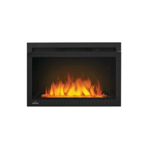 Cinema™ Glass 27 Built-in Electric Fireplace