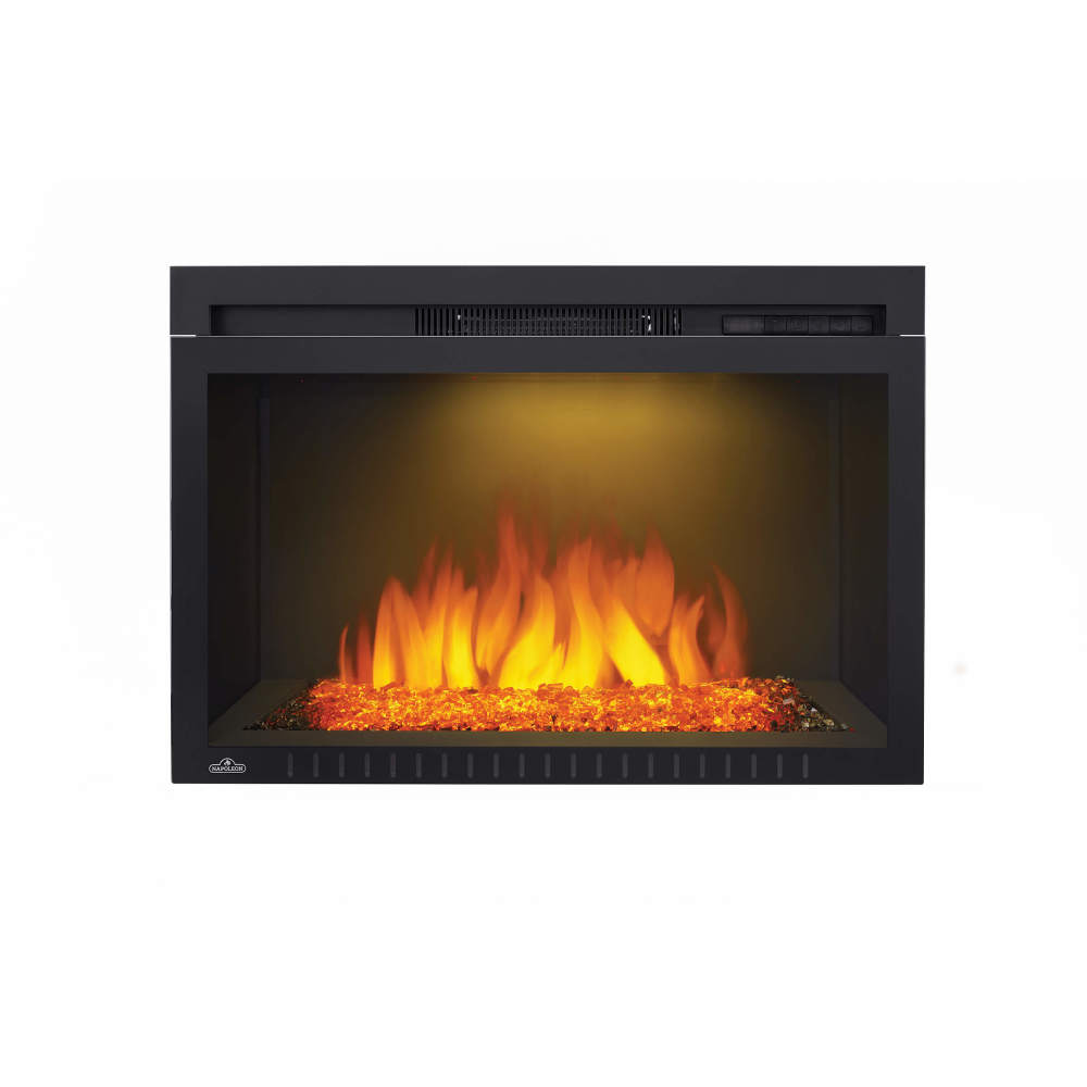 Cinema™ Glass 29 Built-in Electric Fireplace