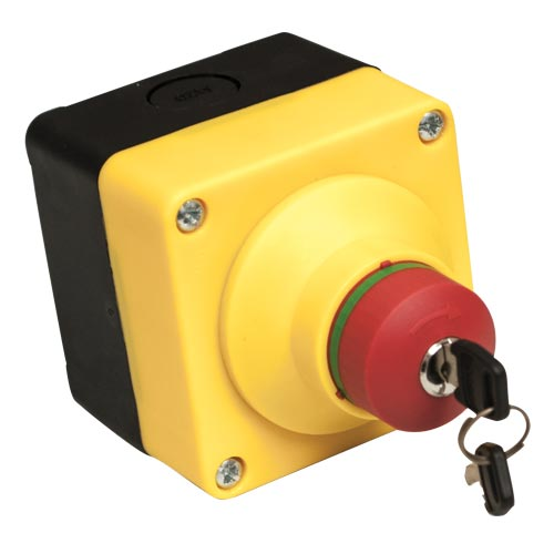 HPC Fire Commercial Emergency Stop Button