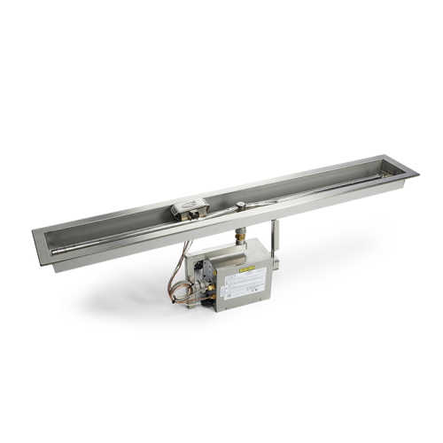 HPC Fire 72'' Linear Burner with Electronic Ignition